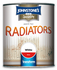 Johnstone's Speciality Paint for Radiators White Gloss